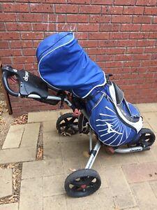 L/H golf clubs