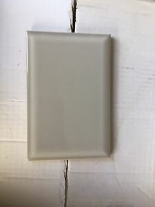 REDUCED 5x7 Light Grey Subway Tile - 8 boxes