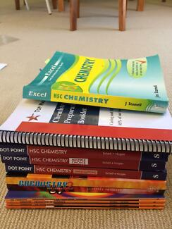 HSC Textbooks, workbooks, past papers and resources for sale