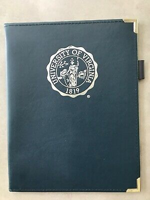 Business Portfolio Folder Document Case Organizer University Of Virginia Uva
