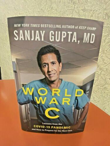 World War C Sanjay Gupta  Hardcover