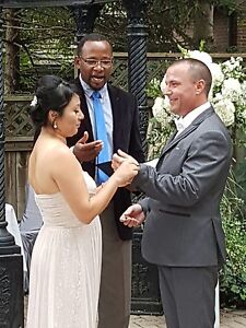 Wedding Minister Officiant