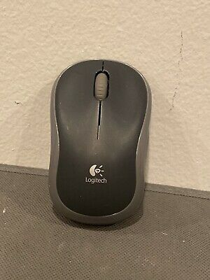 Logitech M510 Wireless Mouse Black 910-001822 Mouse Only No Receiver 4491