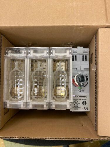 SOCOMEC Fuserbloc J60A/38613005 60A Disconnect