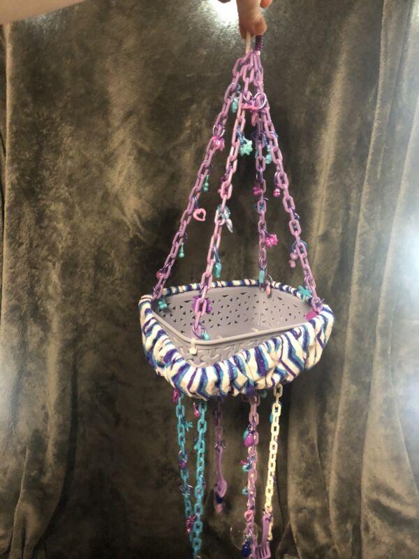 Sugar Glider Toy Foraging Enrichment Basket READ DESCRIPTION
