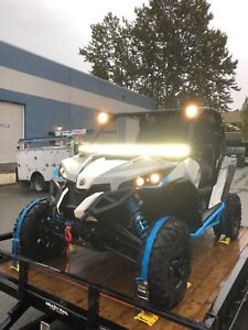 2017 Can Am Maverick XDS 1000R Turbo