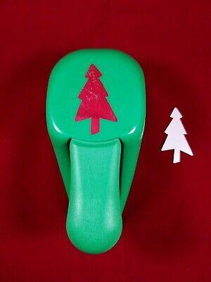 EK Success Christmas Tree Paper Punch  LARGE 2 Inch!!!! ()