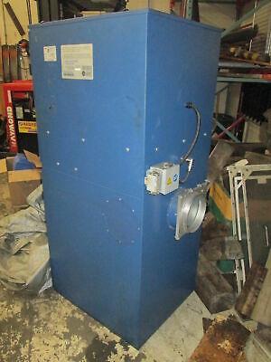 Donaldson Torit Vs-1200 Vibra-shake 1200 Cfm Cartridge Filter 3ph Dust Collector