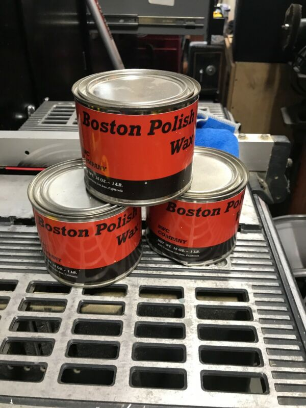 Boston Polish Wax