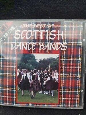 The Best Of Scottish Dance Bands EMI CD Album.