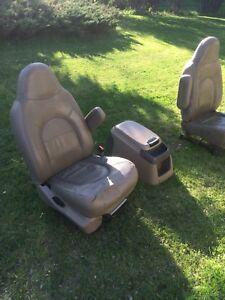 Superduty seats