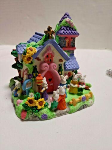Cottontale Cottages Porcelain Easter Village Church