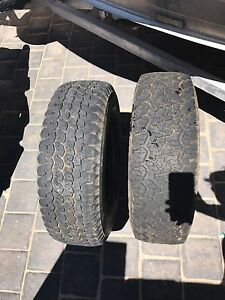4x4 tyres North Haven Port Adelaide Area Preview