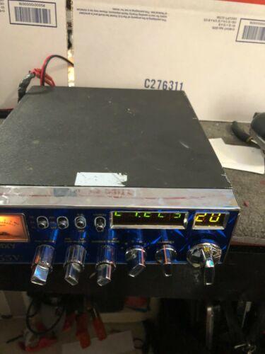 OLD SCHOOL GALAXY DX 55 V 10 METER  RADIO