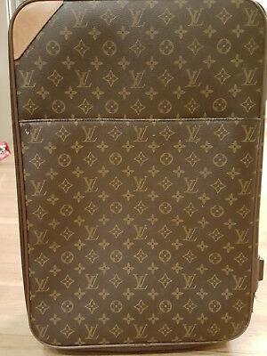 Louis Vuitton Pegase Legere 55 - Louis Vuitton Canvas Luggage Set