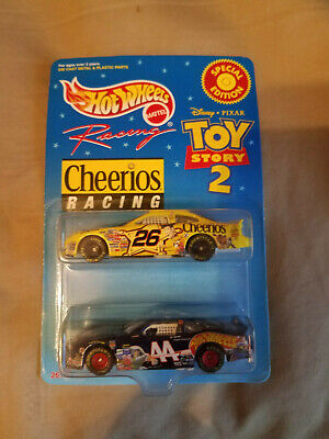 Hot Wheels Cheerio Racing Toy Story 2 Special Edition