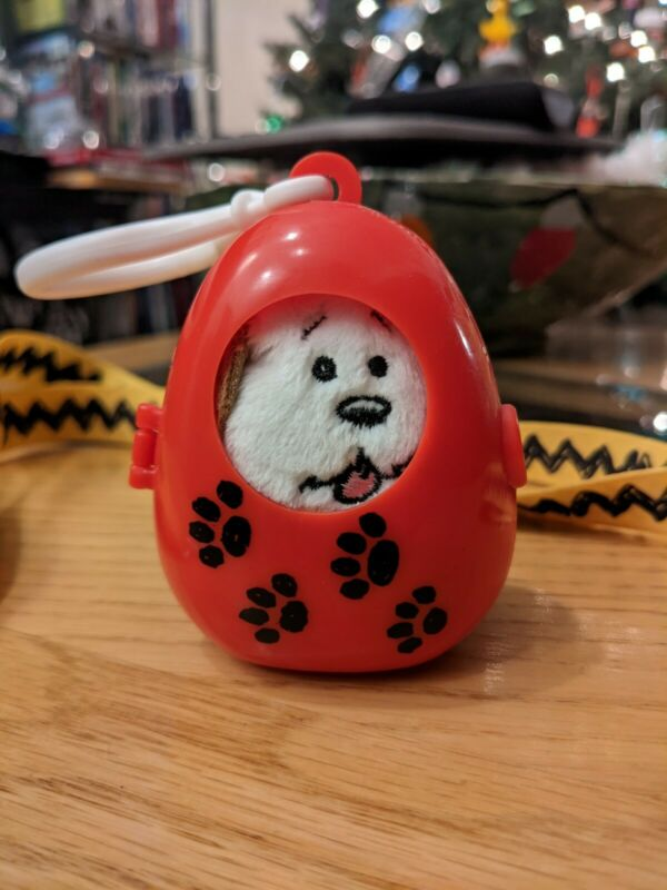 Cutie Beans Plush Peanuts Series 3 Daisy Hill Puppies Andy Knott