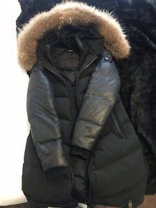 Manteau Rudsak comme neuf