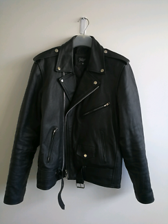 Wanted: Mens Reclaimed Vintage Leather Jacket (size M)