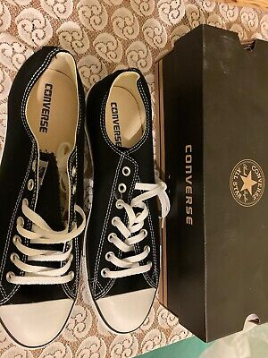 NEW UNISEX * CONVERSE ~ ALL STAR * CANVAS SNEAKER TRAINER SHOES...