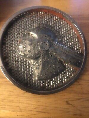 1951 Pontiac Chief Rear Medallion