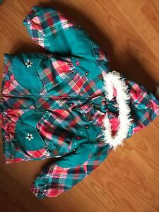 Snow suit gagou tagou toddler girl 2 years old  West Island Greater Montréal image 3