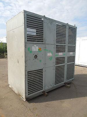 Siemens 3 Phase Dry Transformer 3400 Kva 13800-700 Delta Vac