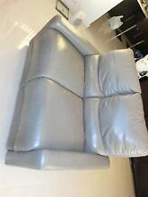 Leather Manual Recliner Sofa Valley View Salisbury Area Preview