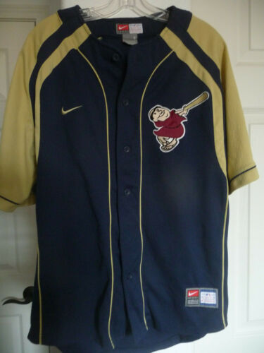 Swinging Friar Mascot Jersey San Diego Padres Nike Jersey Youth XL Womens Small