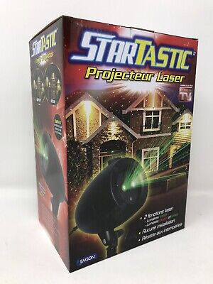 Startastic Holiday Light Show, The As Seen on TV Laser Light