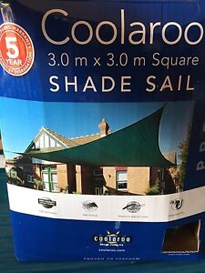 Coolaroo Shade Sail Carine Stirling Area Preview