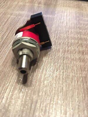 Grayhill 71 Series - Hollow Shaft - 2 Pole - 1 Deck - 2x6 Switch