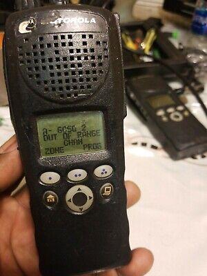 Motorola Xts2500 Model 2 P25 7800mhz 9600