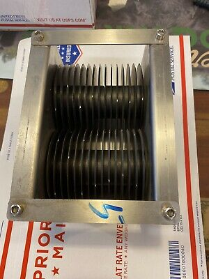 Stainless Steel Meat Slicer Head Multi Blade Jerky Slicer Commercial Head