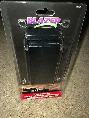 Blazer International 2 Pack Black Light Bar Cover Factory Packaging-new