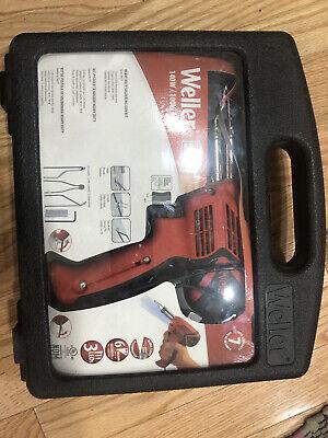 Weller 9400pks 120v Dual Heat 140100w Universal Soldering Gun Kit W Led Light