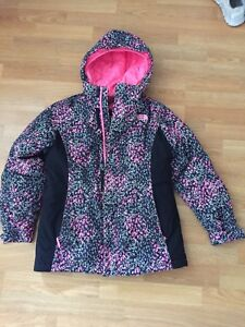 North Face Girls Winter Coat