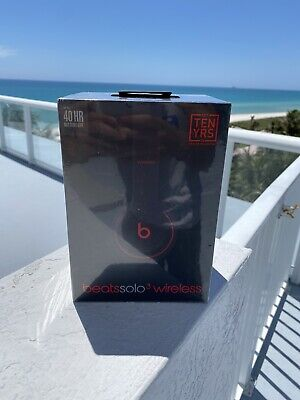 Beats by Dr. Dre Solo3 Wireless On the Ear Headphones - Black
