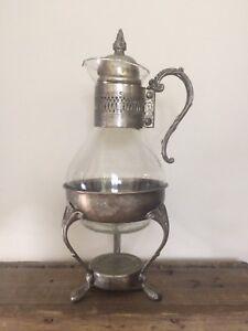 Vintage coffee carafe