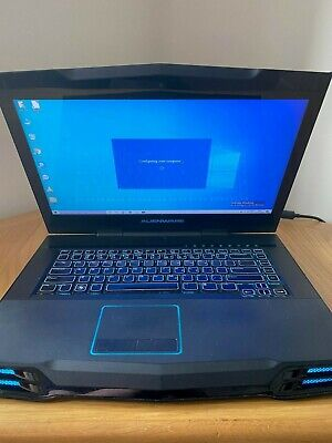 Alienware M15x i5, 6 gig, 1TB, Radeon 5730 - Professionally Refurbished