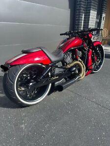 2016 Harley Davidson Vrod Nightrod