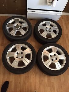 """4 mags 16"""" ford 4 bolt"""