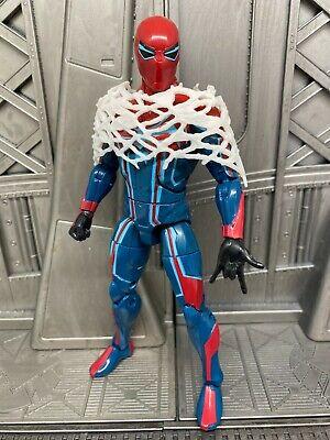 Marvel Legends Hasbro Spider-man Demogoblin BAF Velocity Suit 6