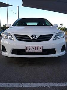 2010 Toyota Corolla Sedan Hyde Park Townsville City Preview