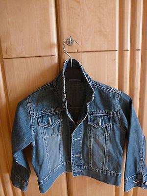 Jeansjacke für Mädchen outfit  Gr.110 - Outfit Für Mädchen