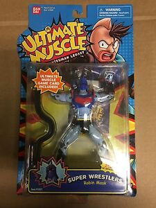 Ultimate muscle 6 inch toy