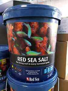 New 22kg Bucket of Red Sea Salt Kelmscott Armadale Area Preview