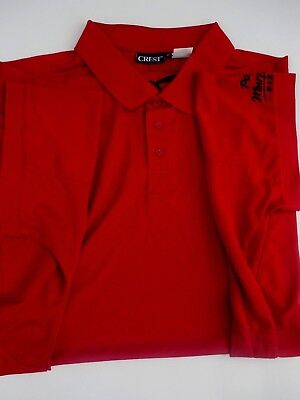 Papa Murphys Pizza Polo Shirt 2Xl New Without Tags By Crest Uniform