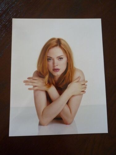 Rose McGowan Sexy Actor Actress 8x10 Color Promo Photo