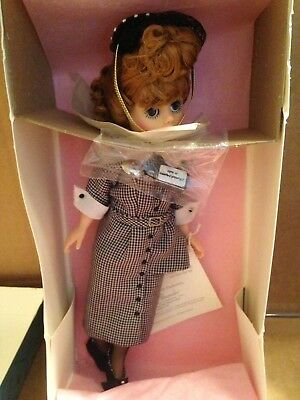 New old stock madame alexander- Lucy doll .